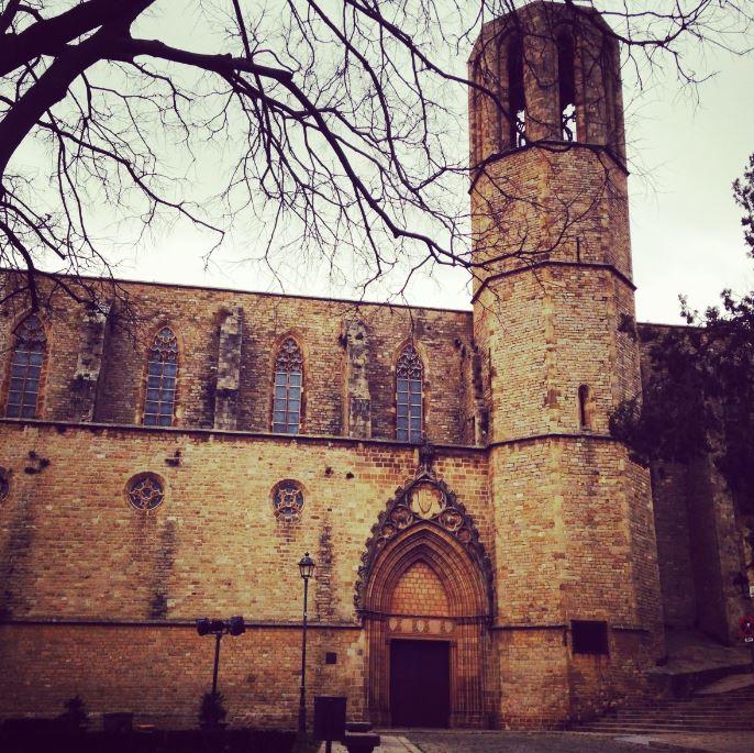 pedralbes monastery